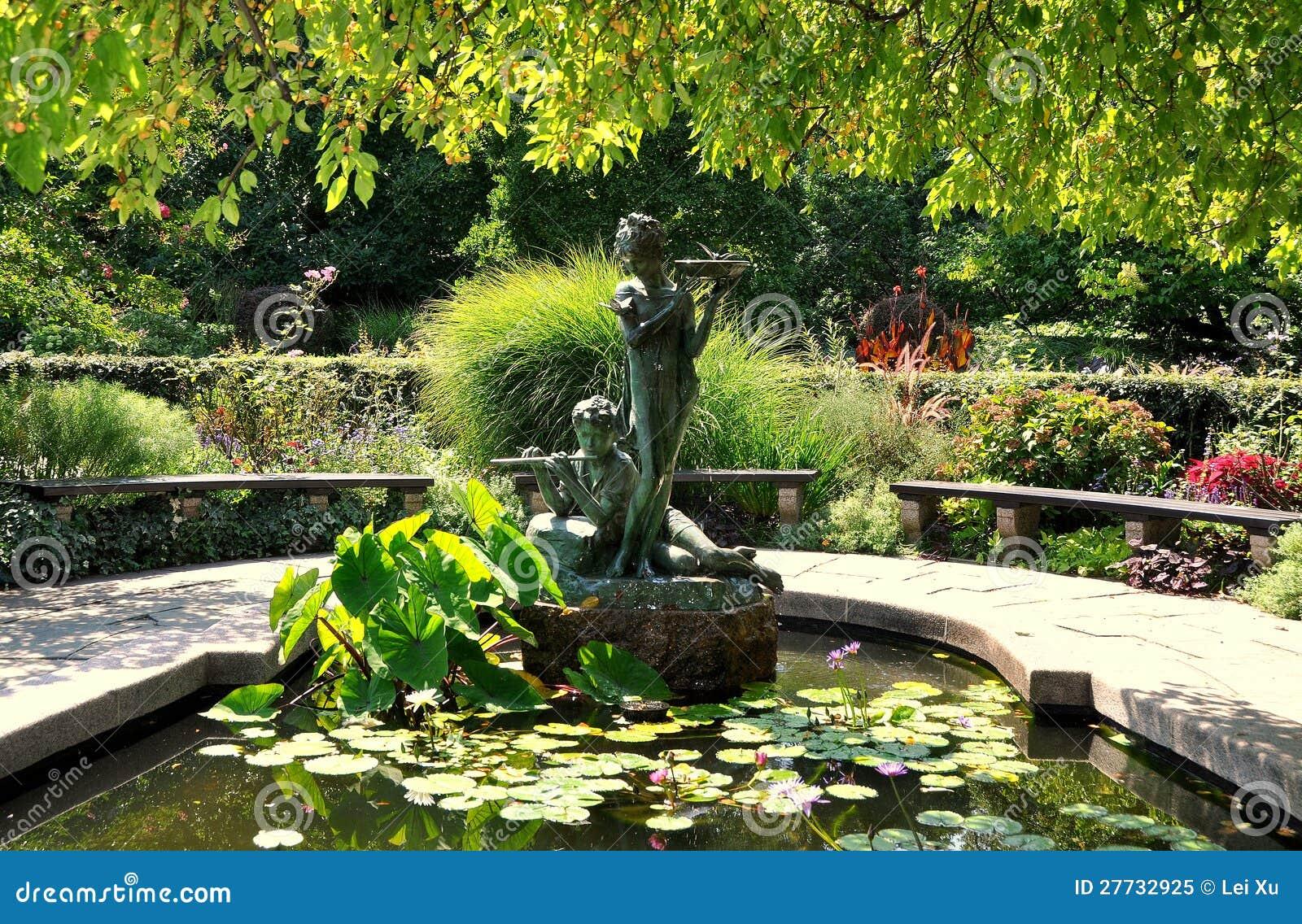 NYC: Wannen-Brunnen in Central Park