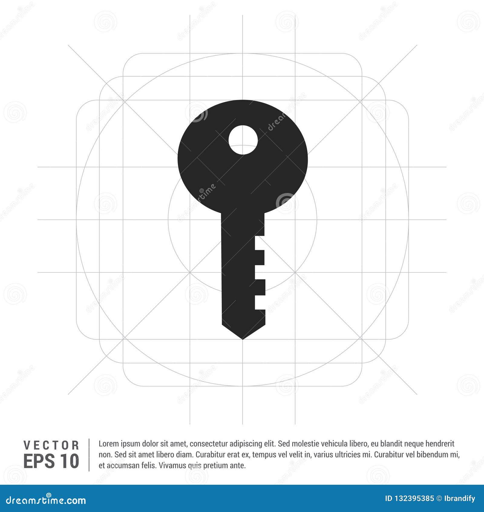 Nyckel- symbol