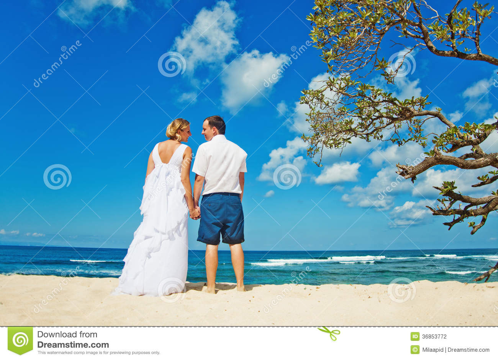 Nygifta personer i bali