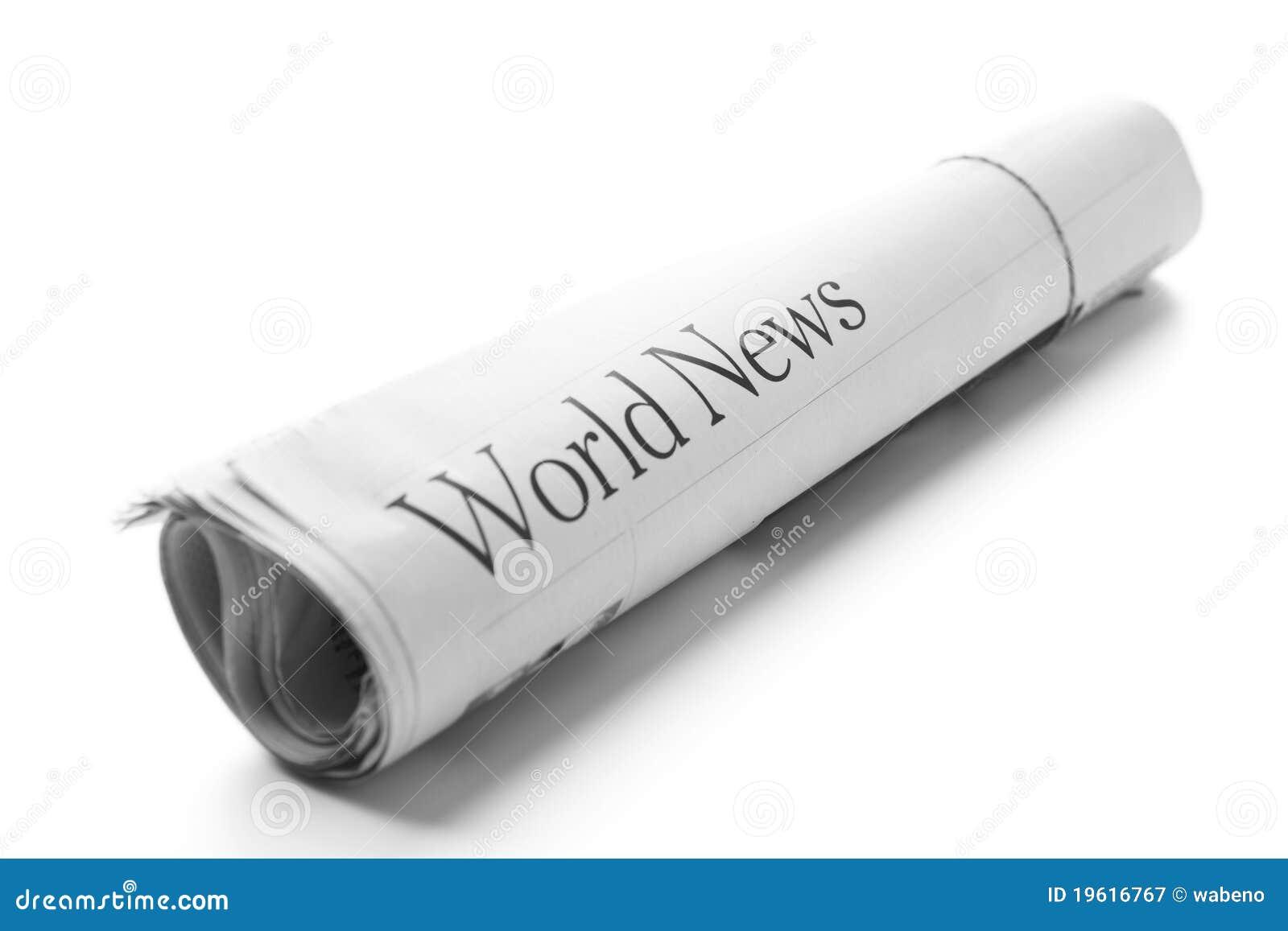 Nyheternavärld