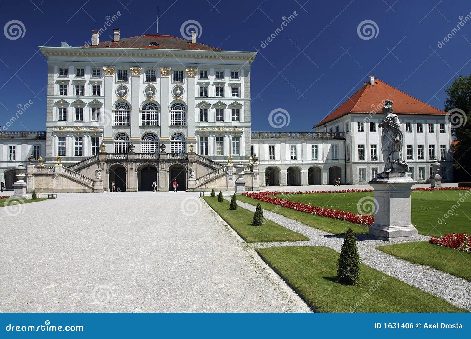 Nymphenburg παλάτι