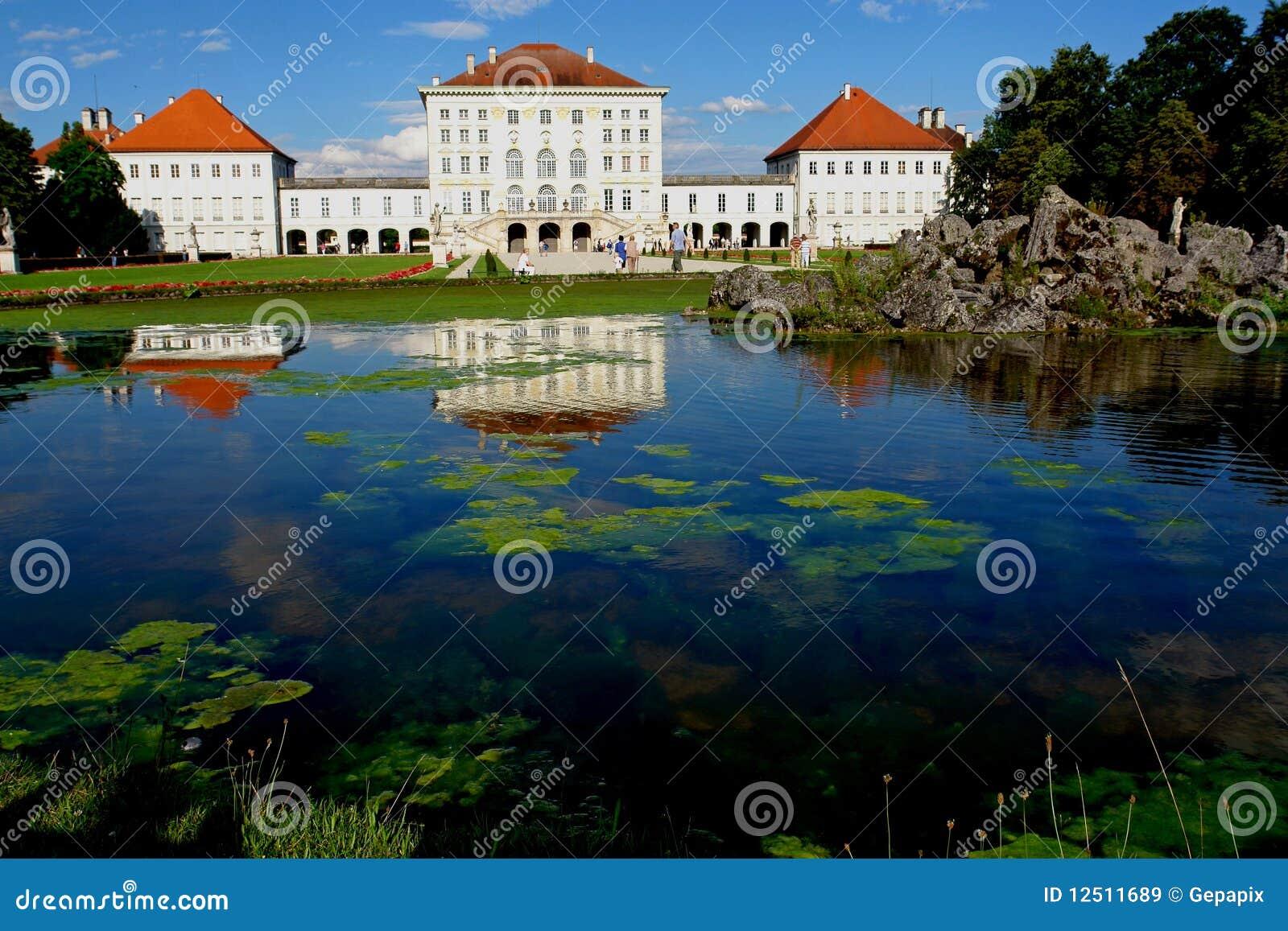 Nymphenburg pałac