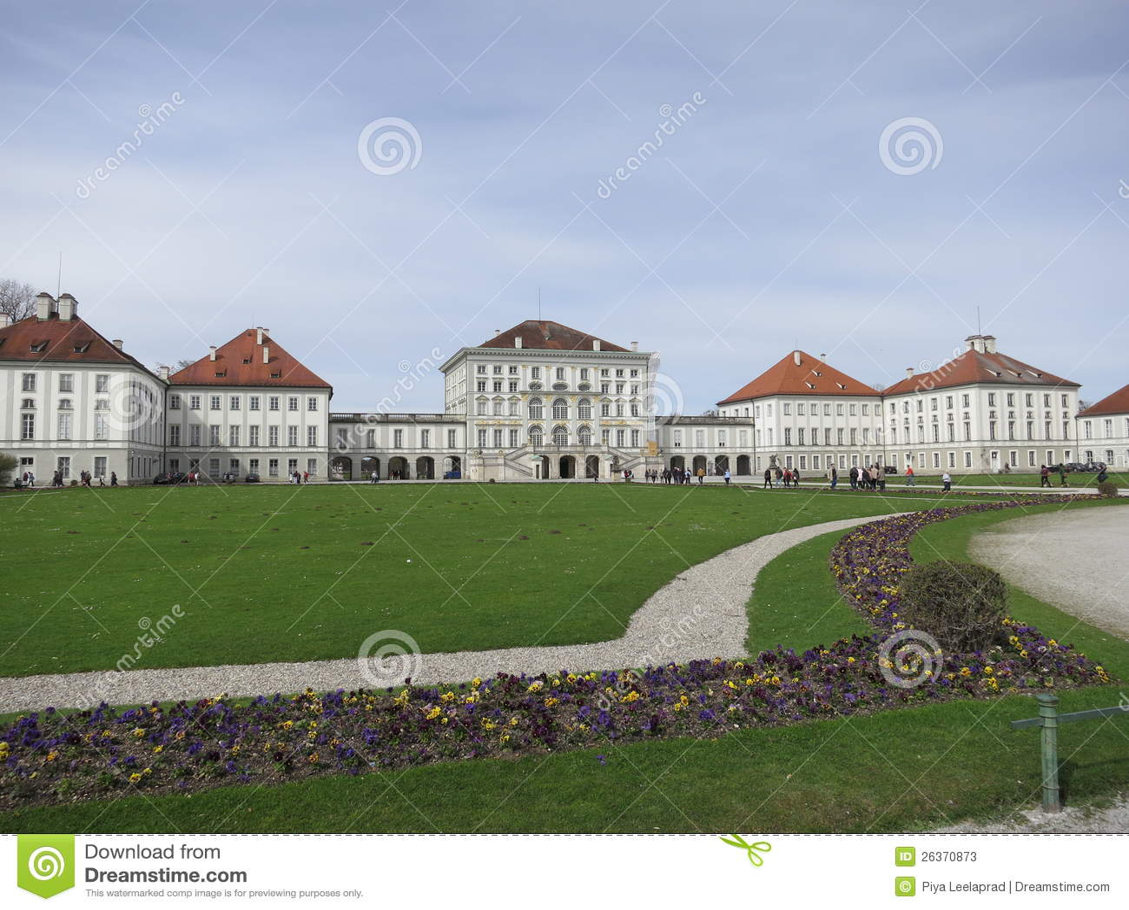 Nymphenburg Palast