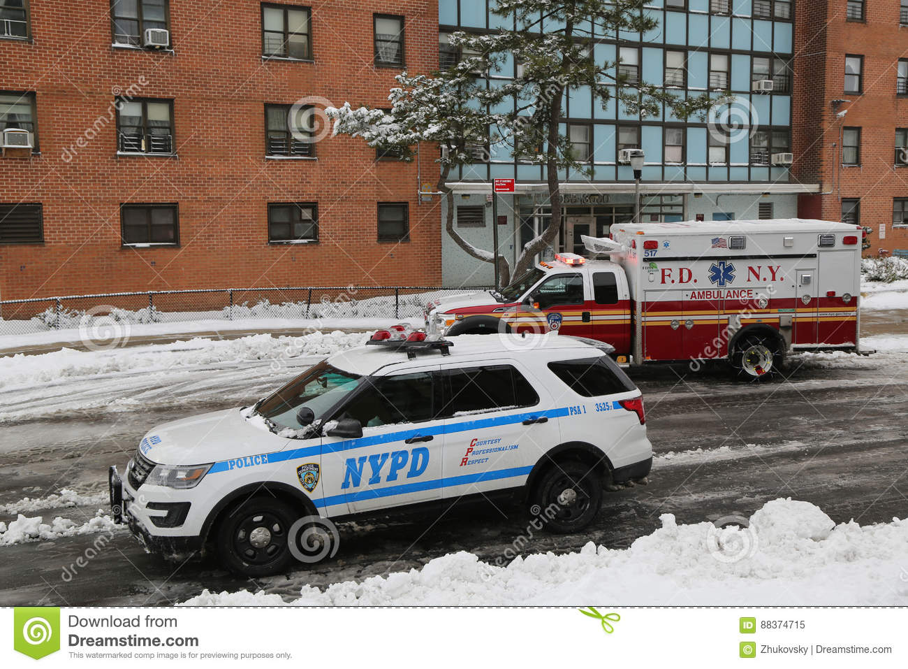 Fdny Car Accident