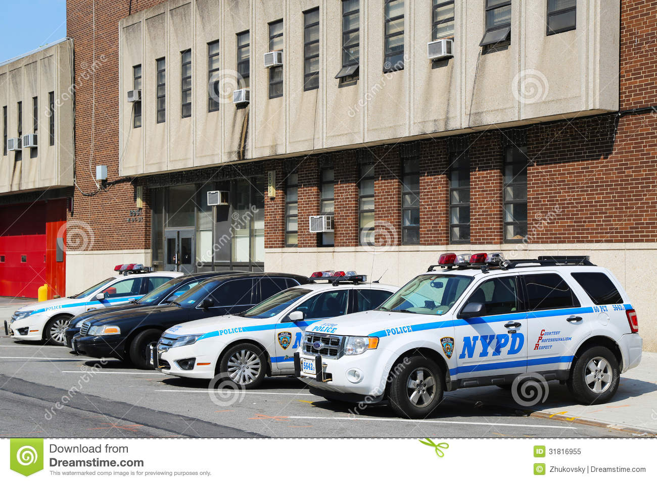 nypd 60th precinct in brooklyn ny editorial image image 31816955. Black Bedroom Furniture Sets. Home Design Ideas