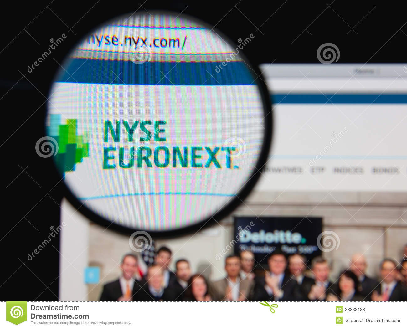Euronext stock options