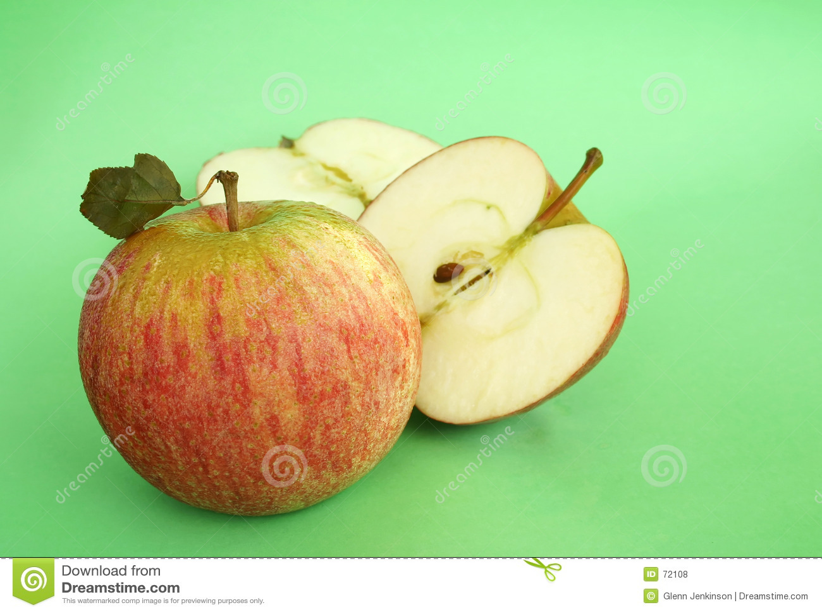 Nytt äpple