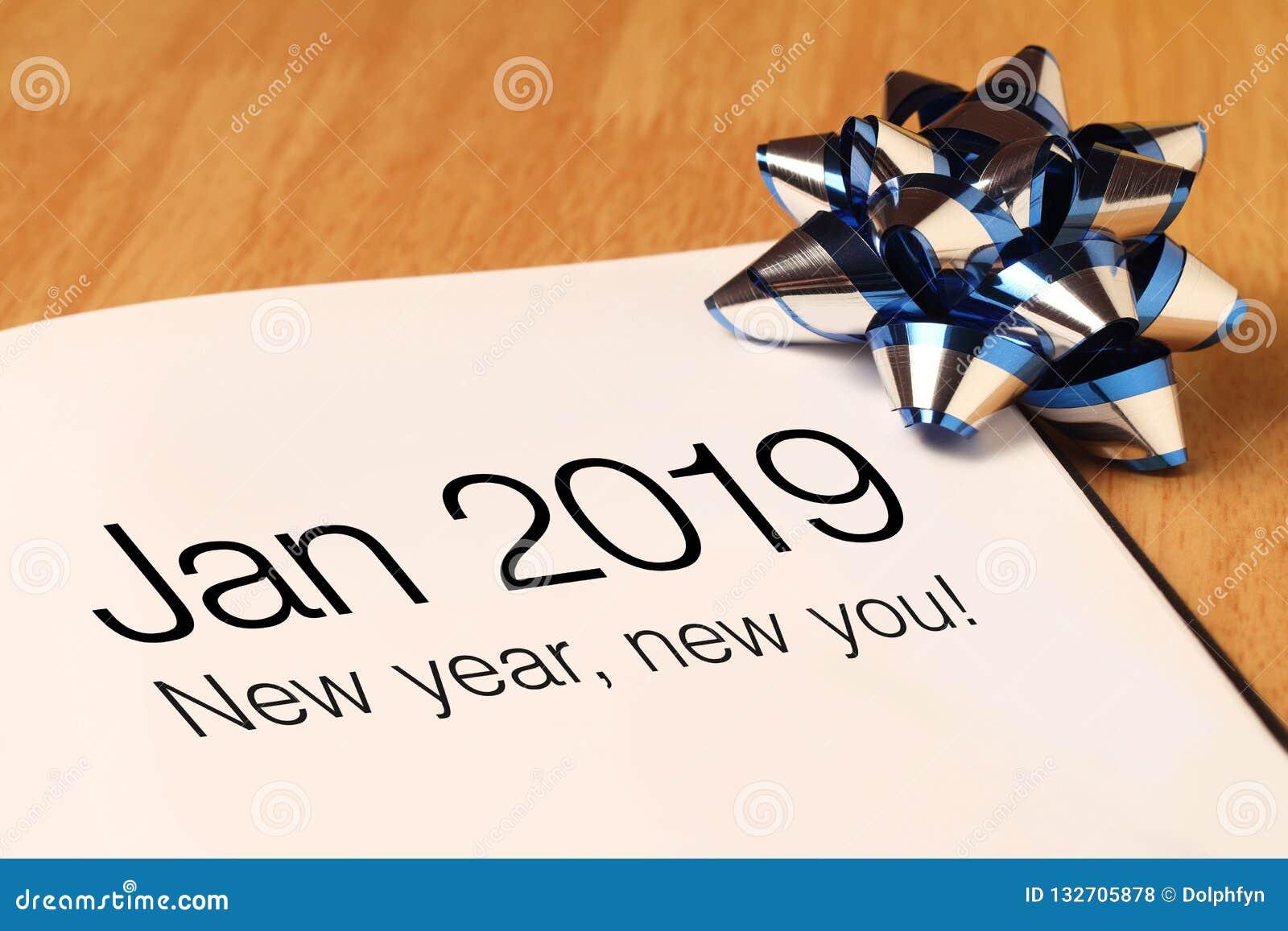 Nytt nytt år dig med deroration