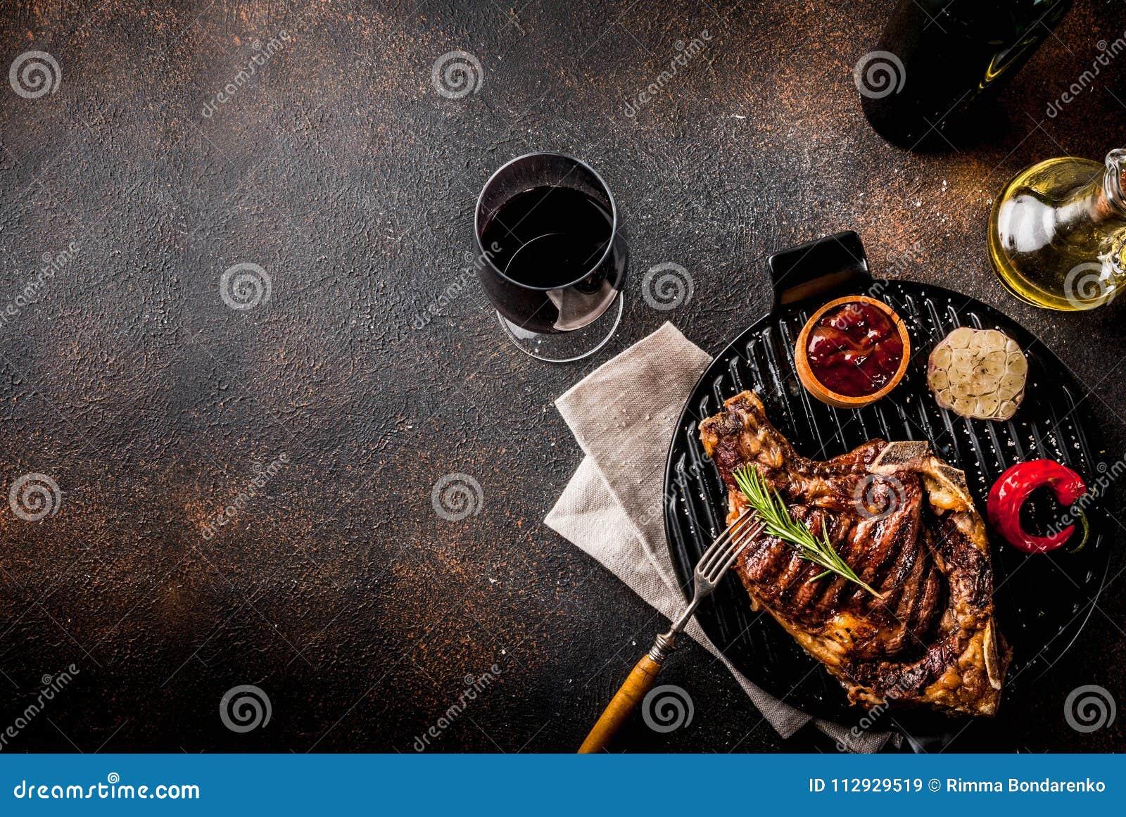 Nytt grillat kött