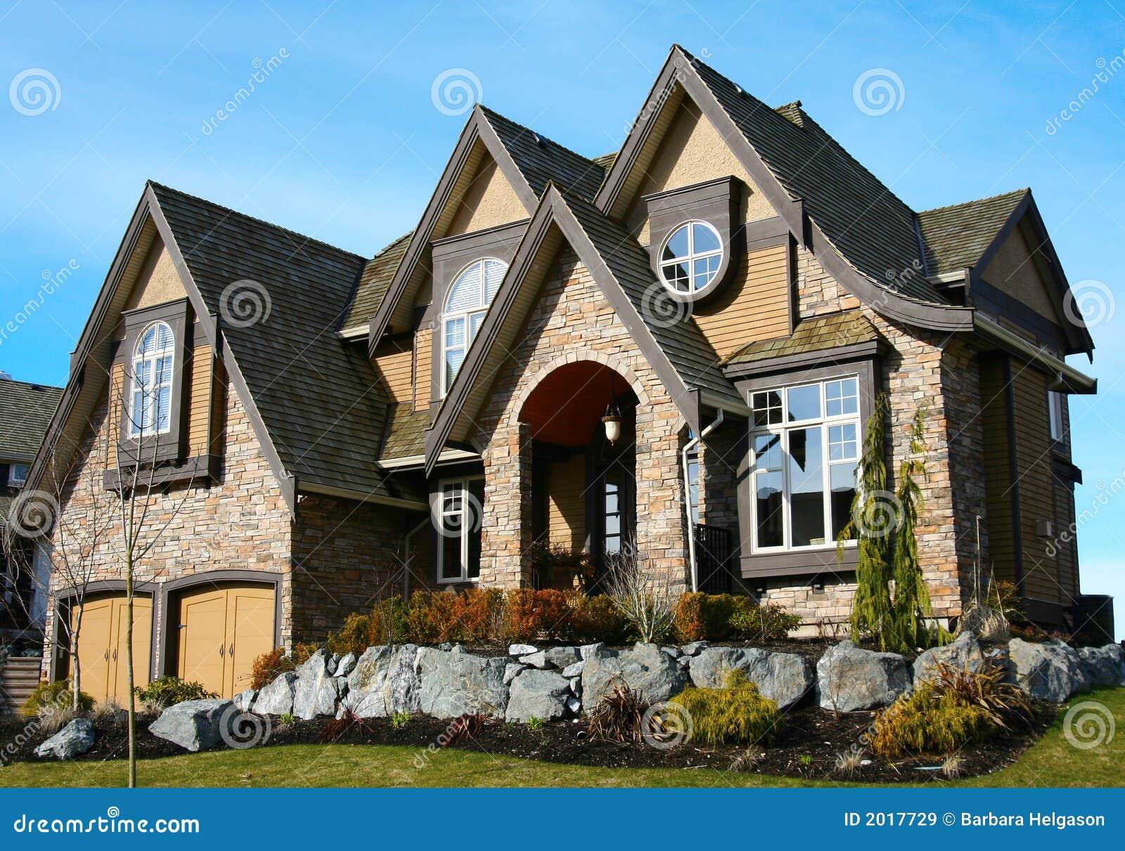 Nytt härligt hus