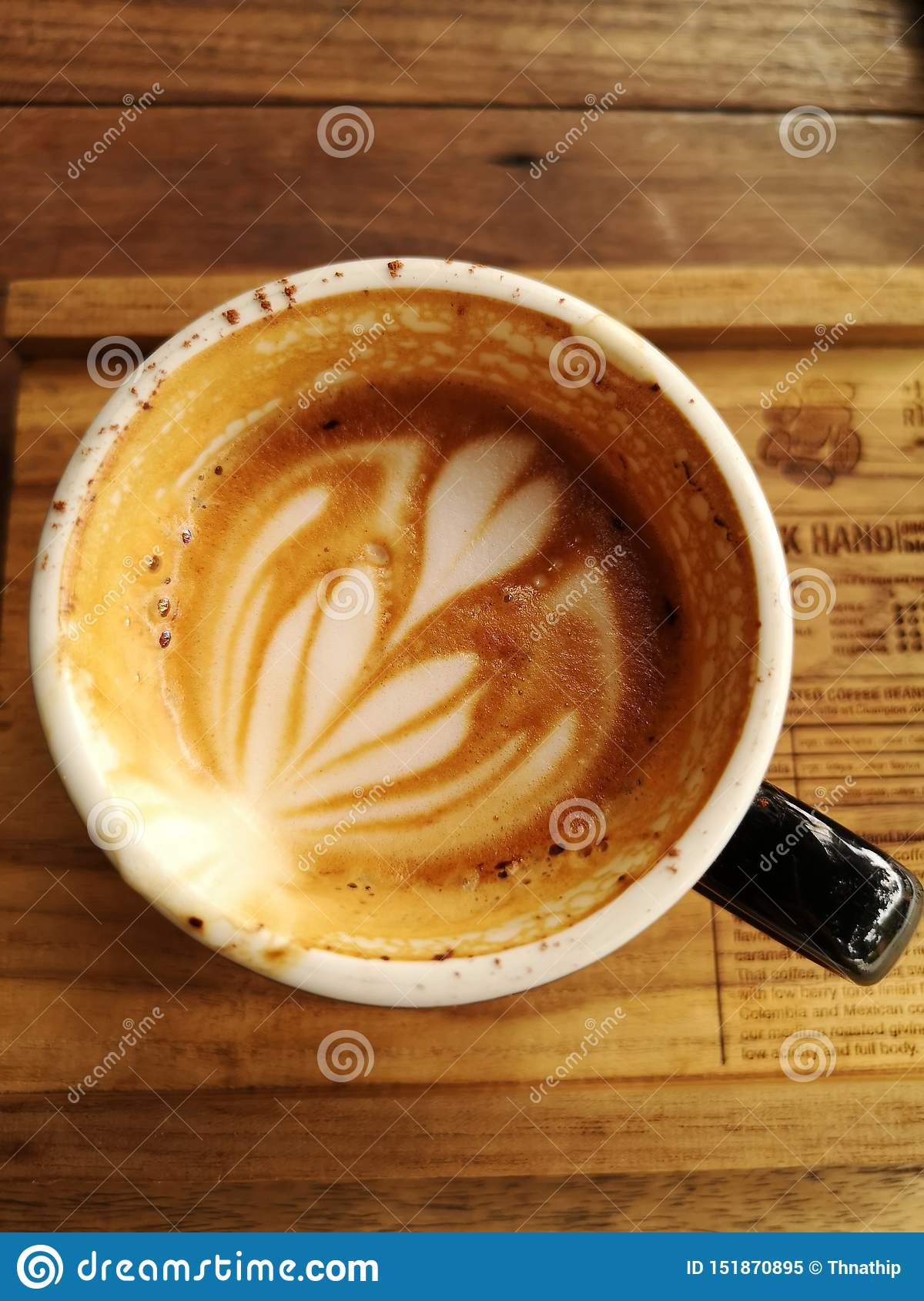 Nytt kaffe