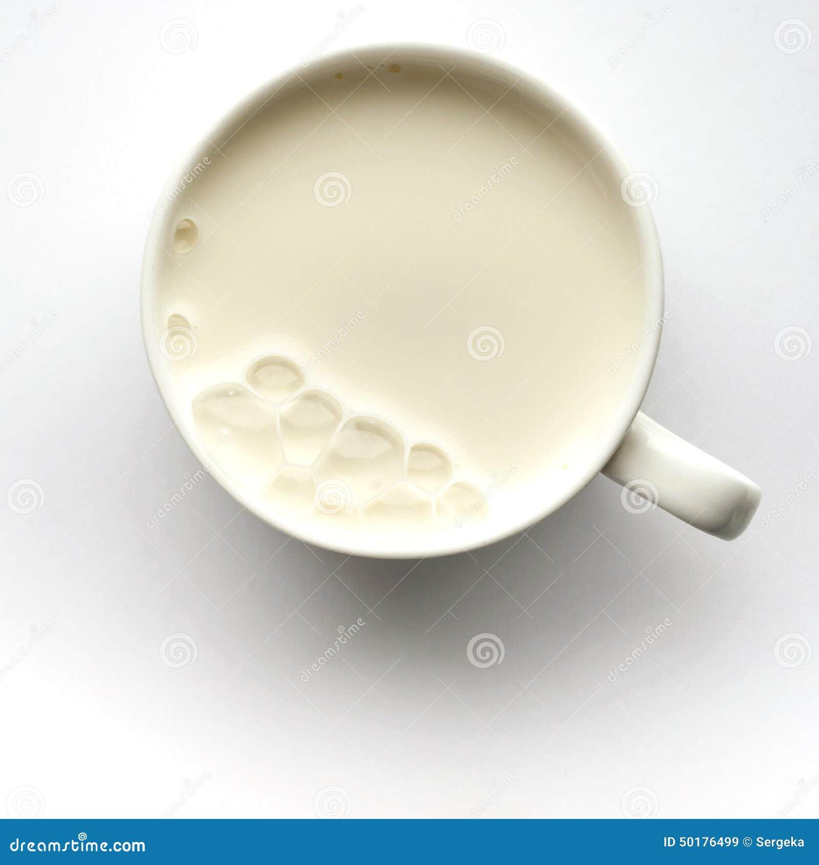Nytt mjölka i koppen