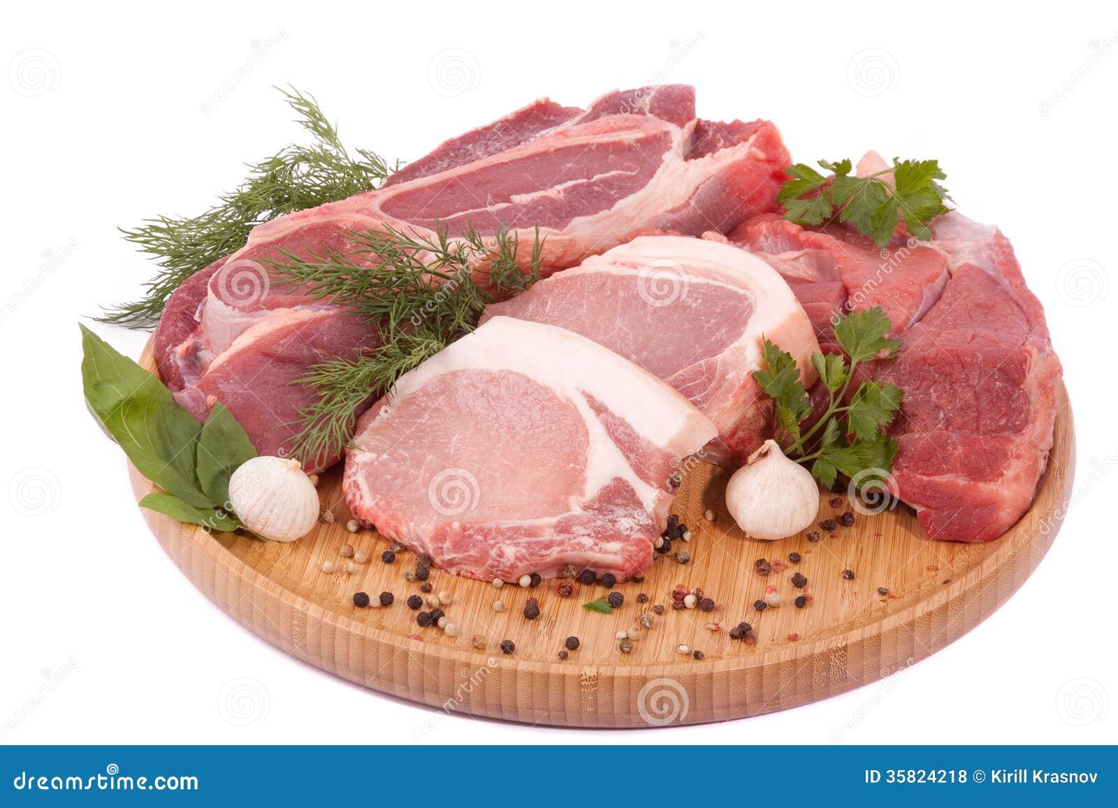 Nytt rått kött