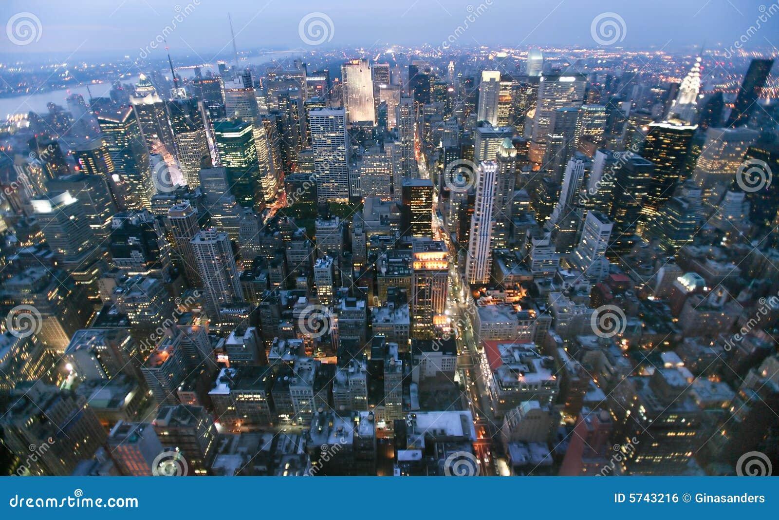 Nytt tillstånd USA york för byggnadsvälde