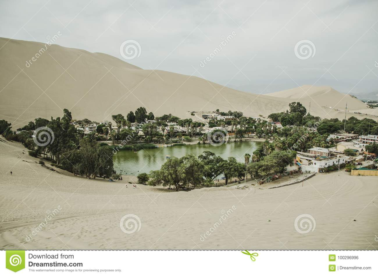 Oásis do Huacachina - AIC - Peru