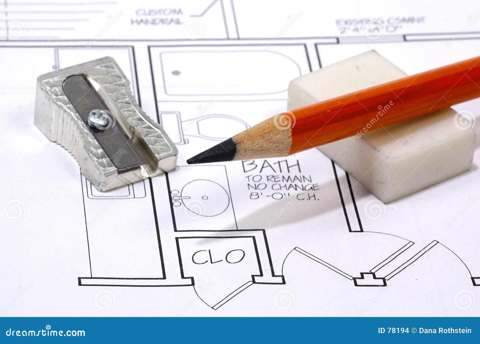 Ołówek architektury