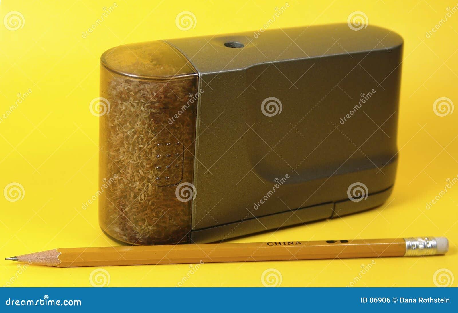 Ołówkowa ostrzarka elektryczna