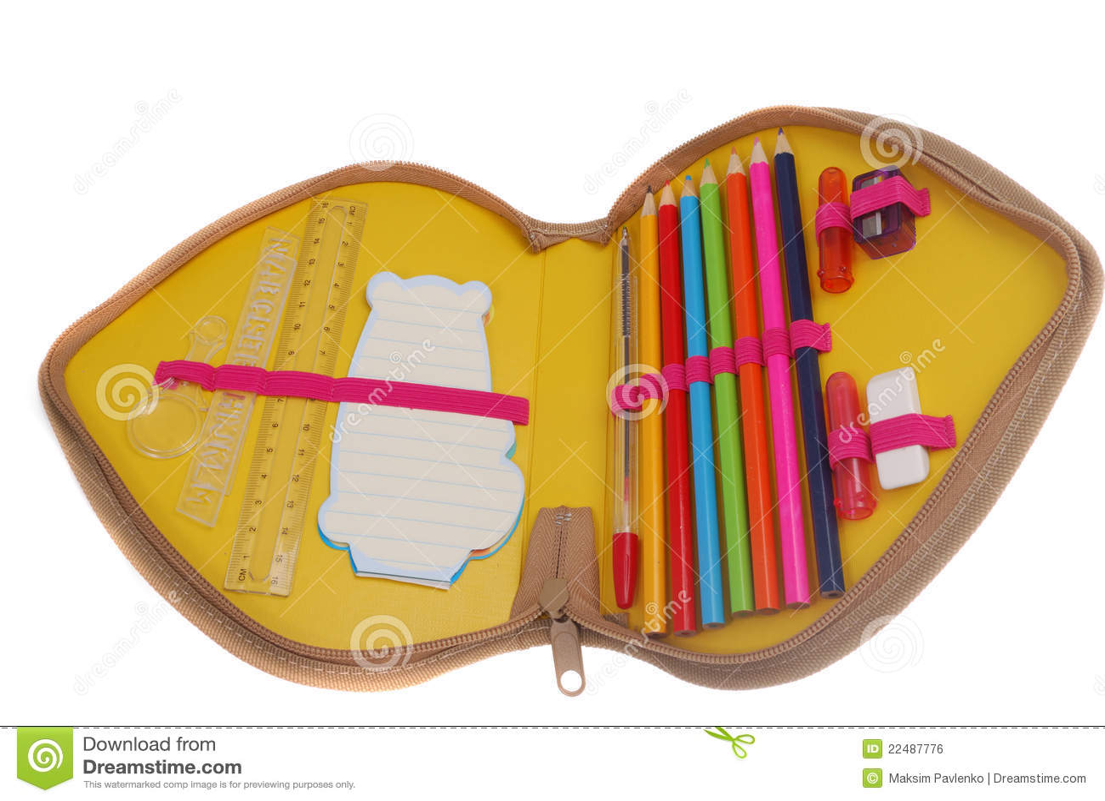 Ołówkowa skrzynka