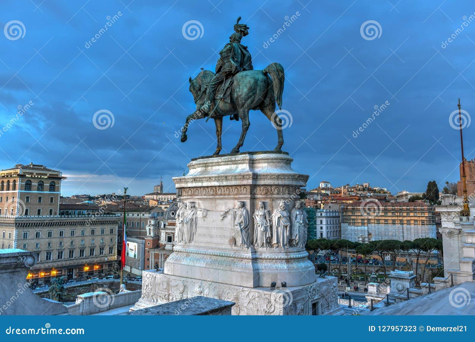 Ołtarz Fatherland - Rzym, Włochy
