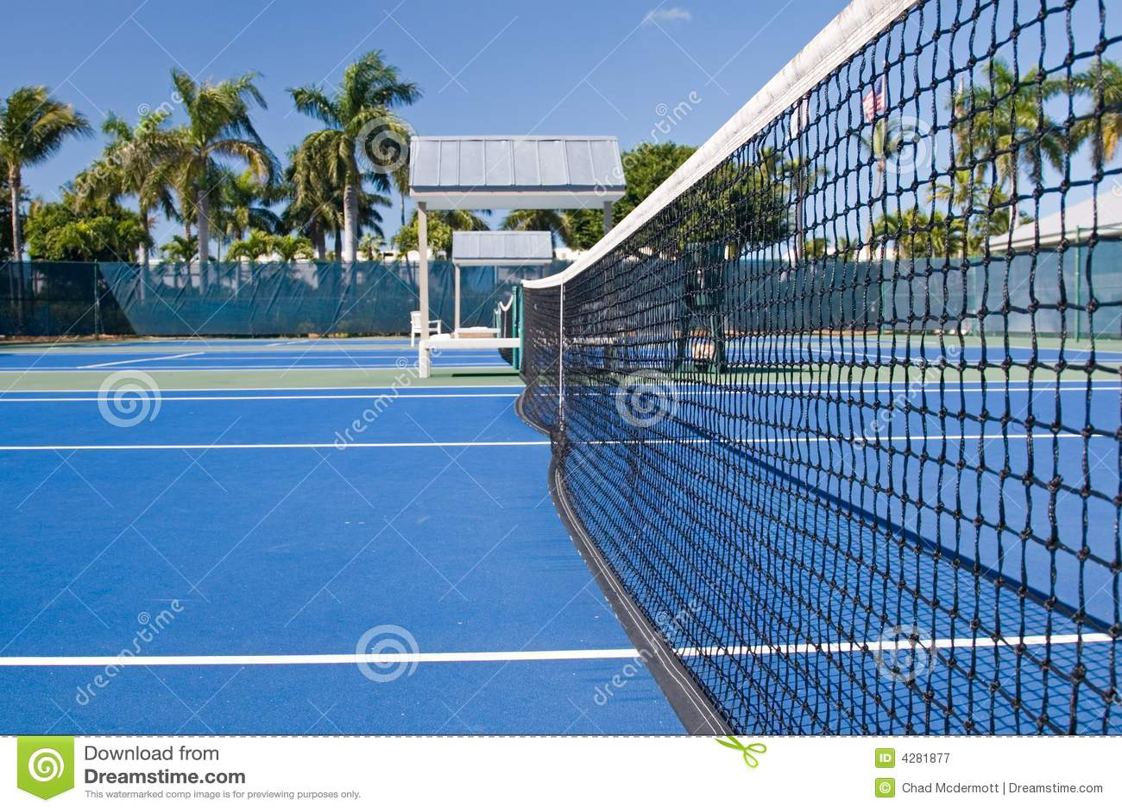Ośrodek klubu tenisa