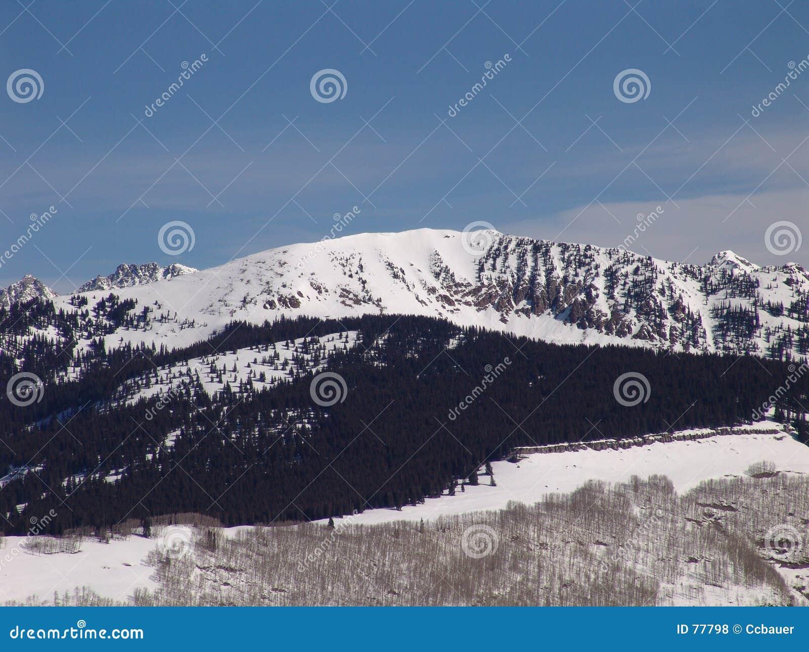 Ośrodek na nartach colorado
