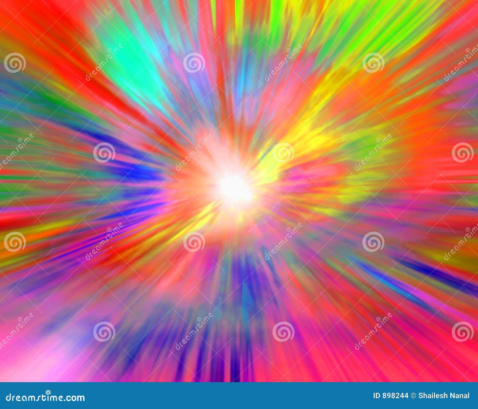 Oświecić kolorów,