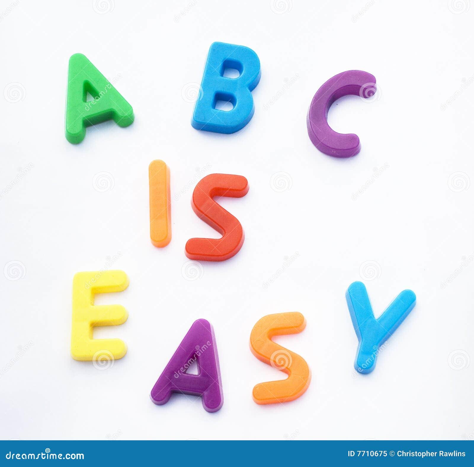 O ABC é FÁCIL