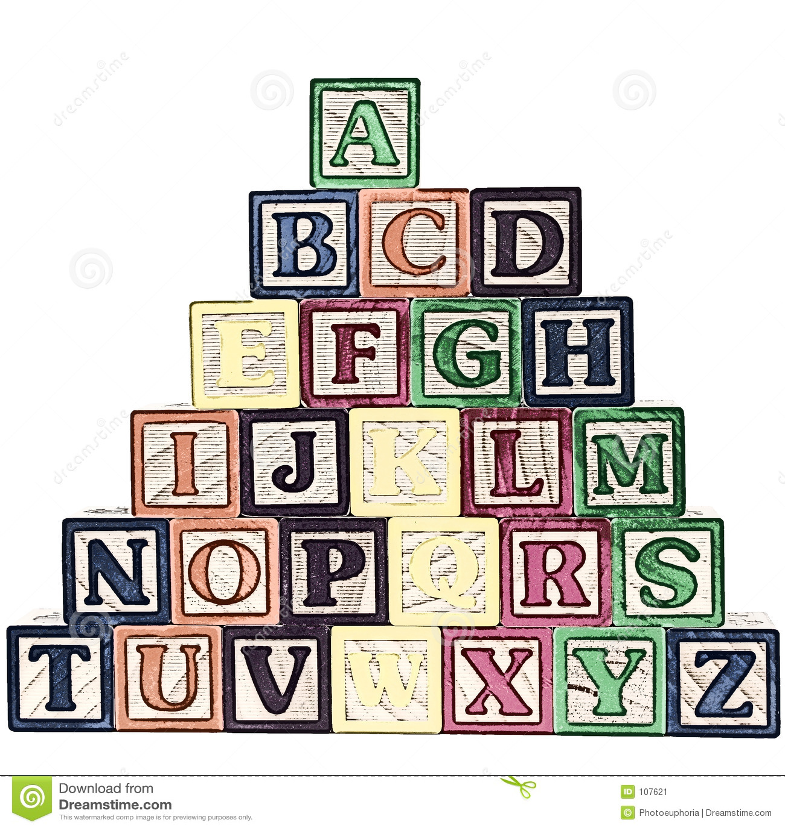 O ABC obstrui a ilustração do A-Z