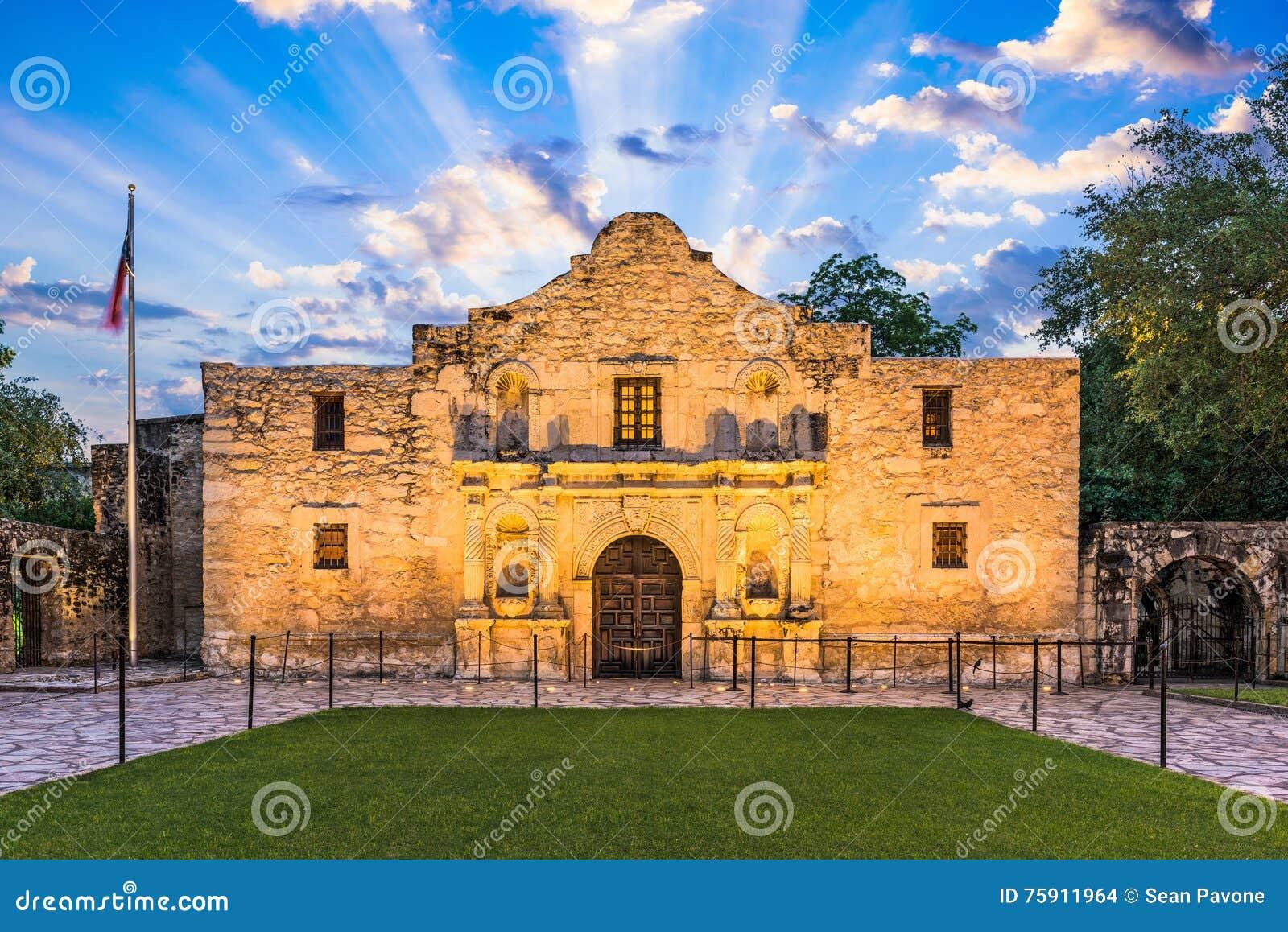 O Alamo, Texas