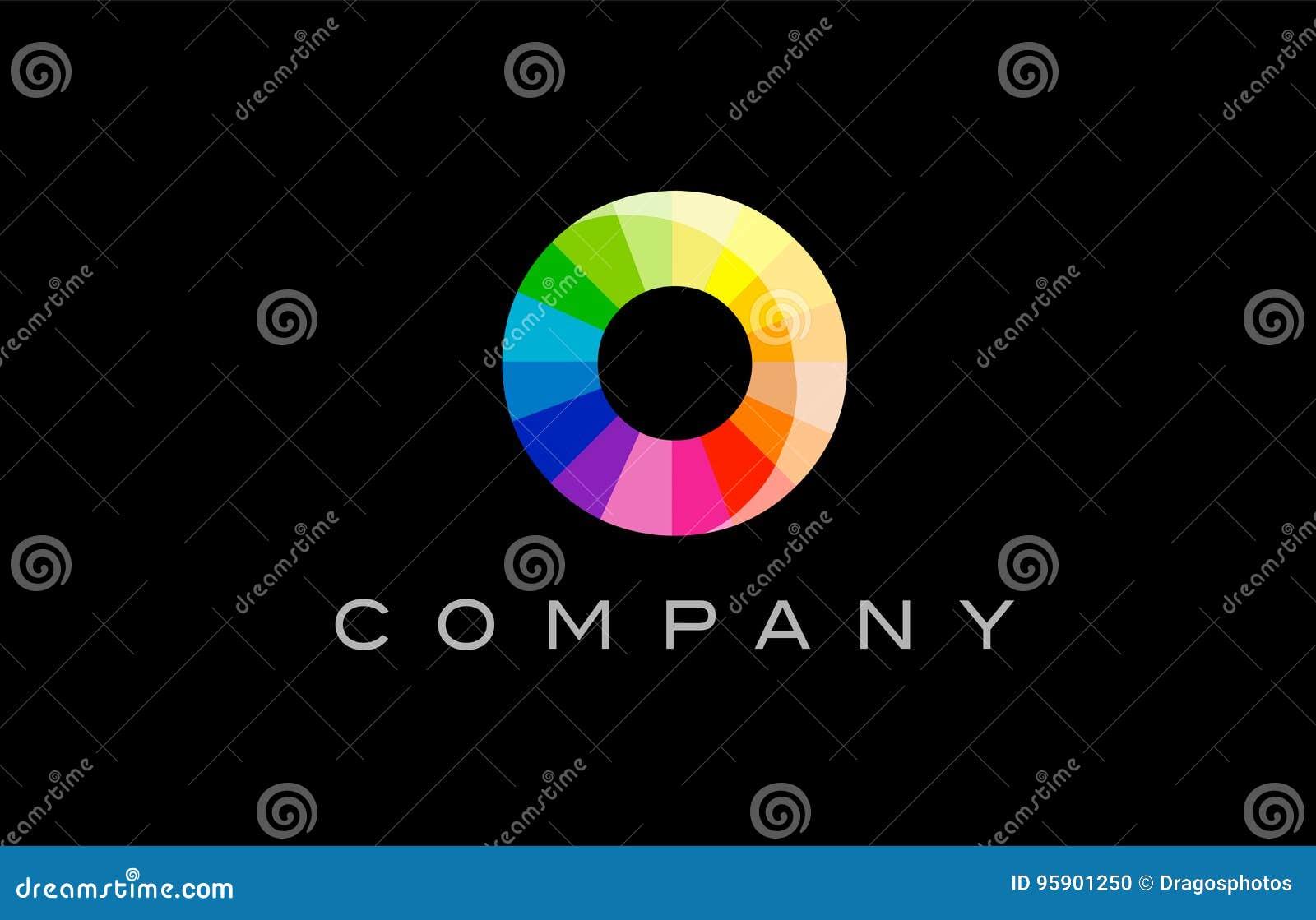 o alphabet letter mosaic design stock vector illustration of
