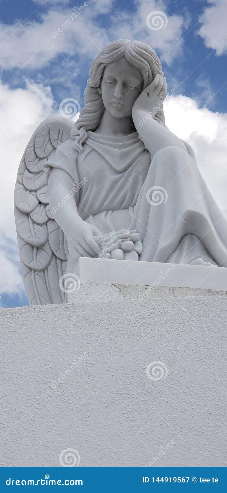 O anjo de grito