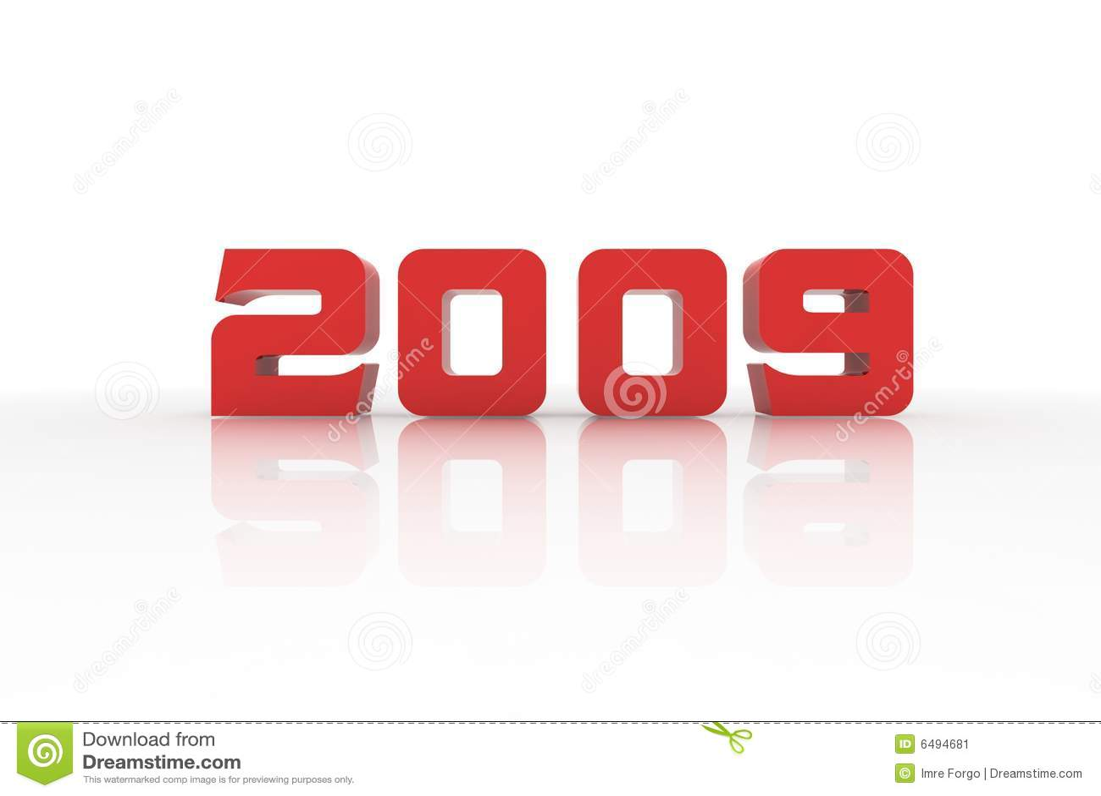 O ano 2009