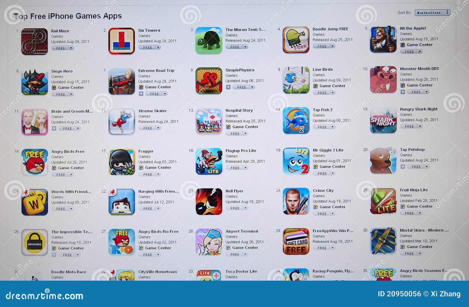 O App armazena o ícone do jogo no computador Lcd
