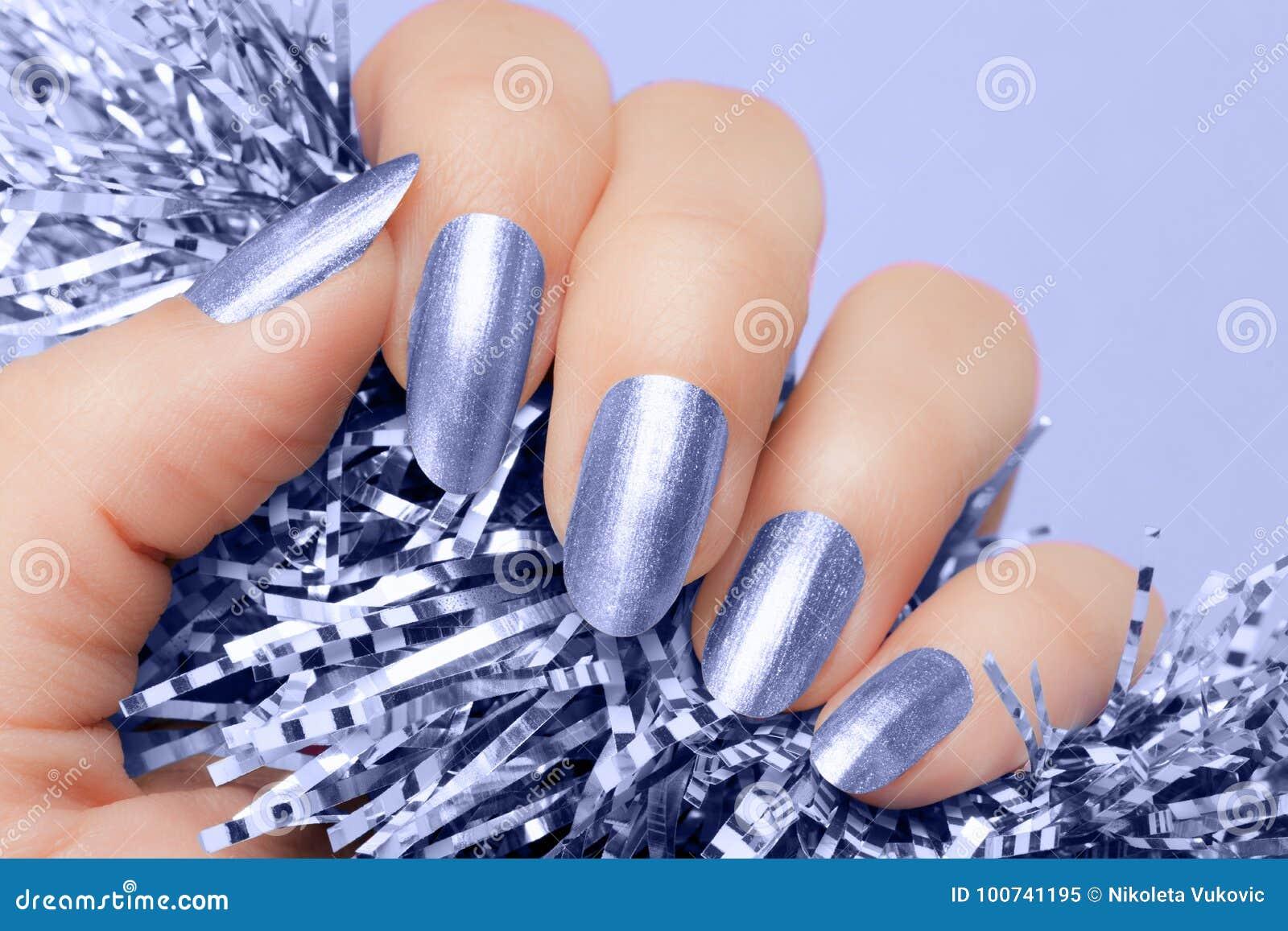 O azul prega o tratamento de mãos