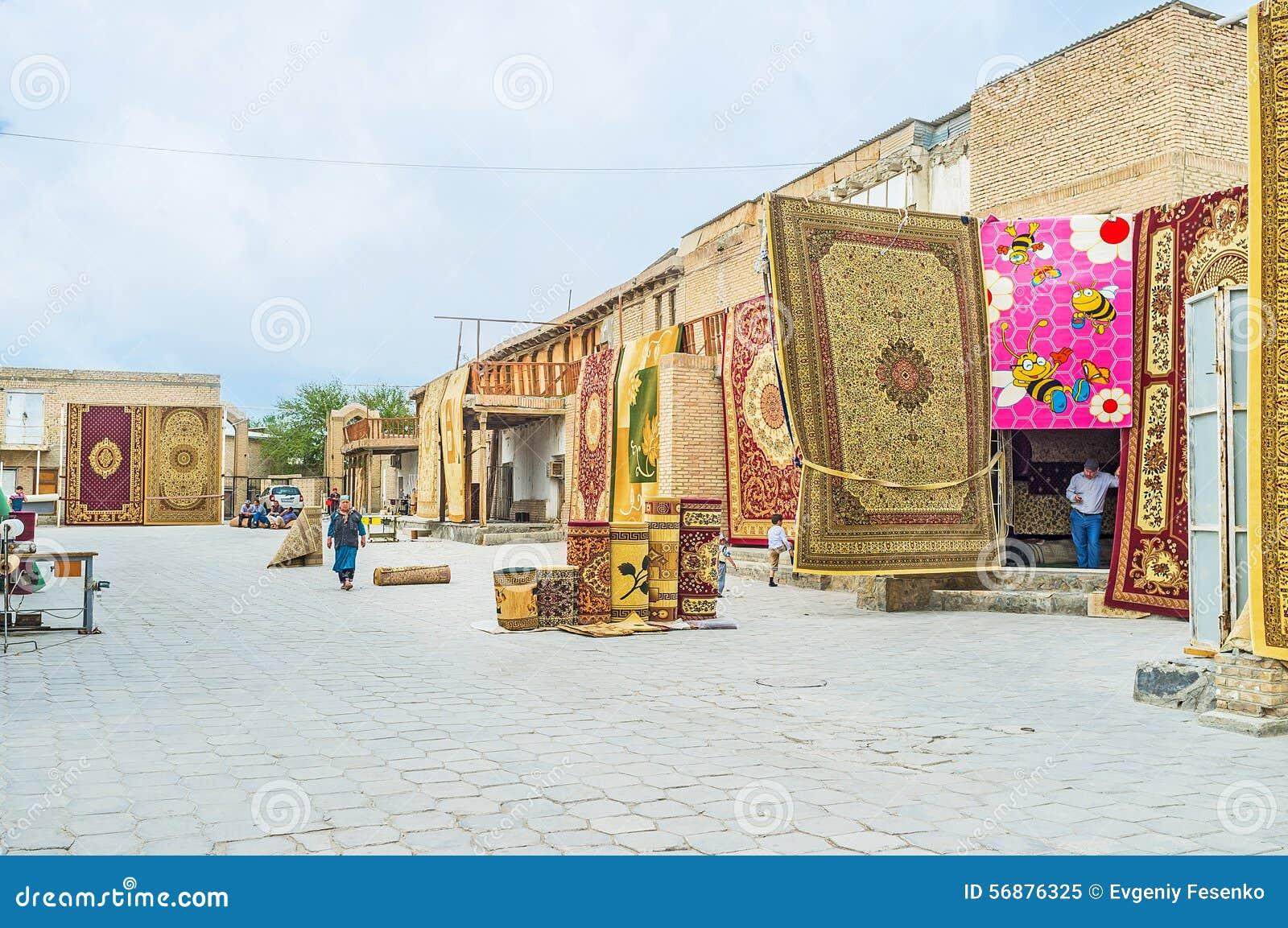 O bazar moderno