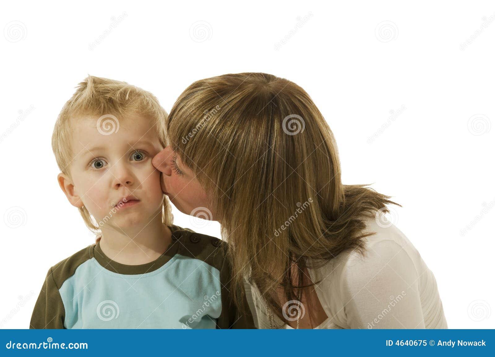 O beijo muito surprising