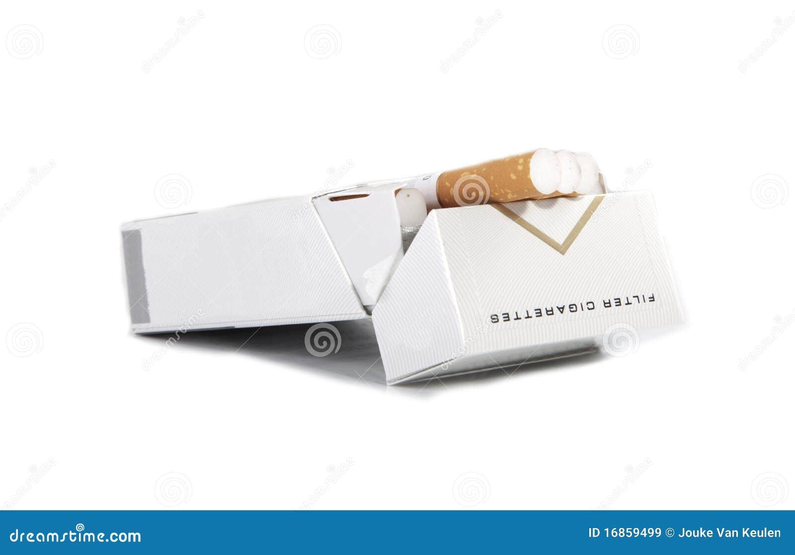 O bloco de fuma