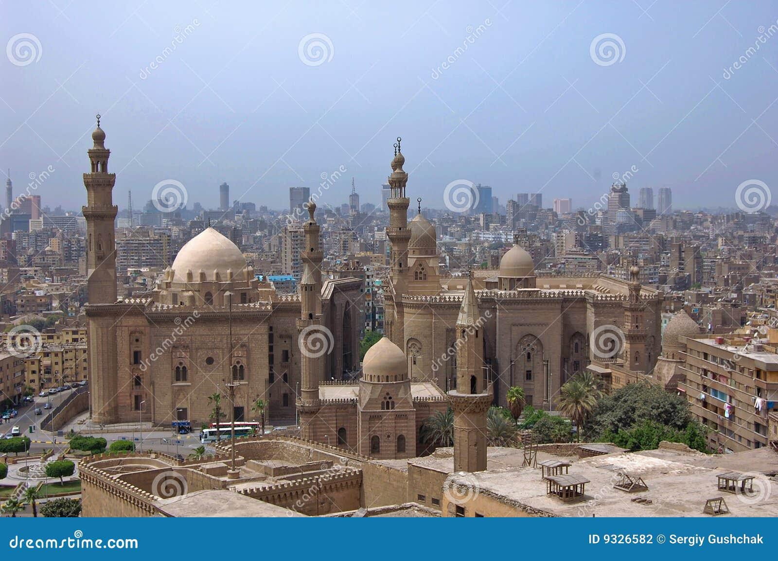 O Cairo antigo