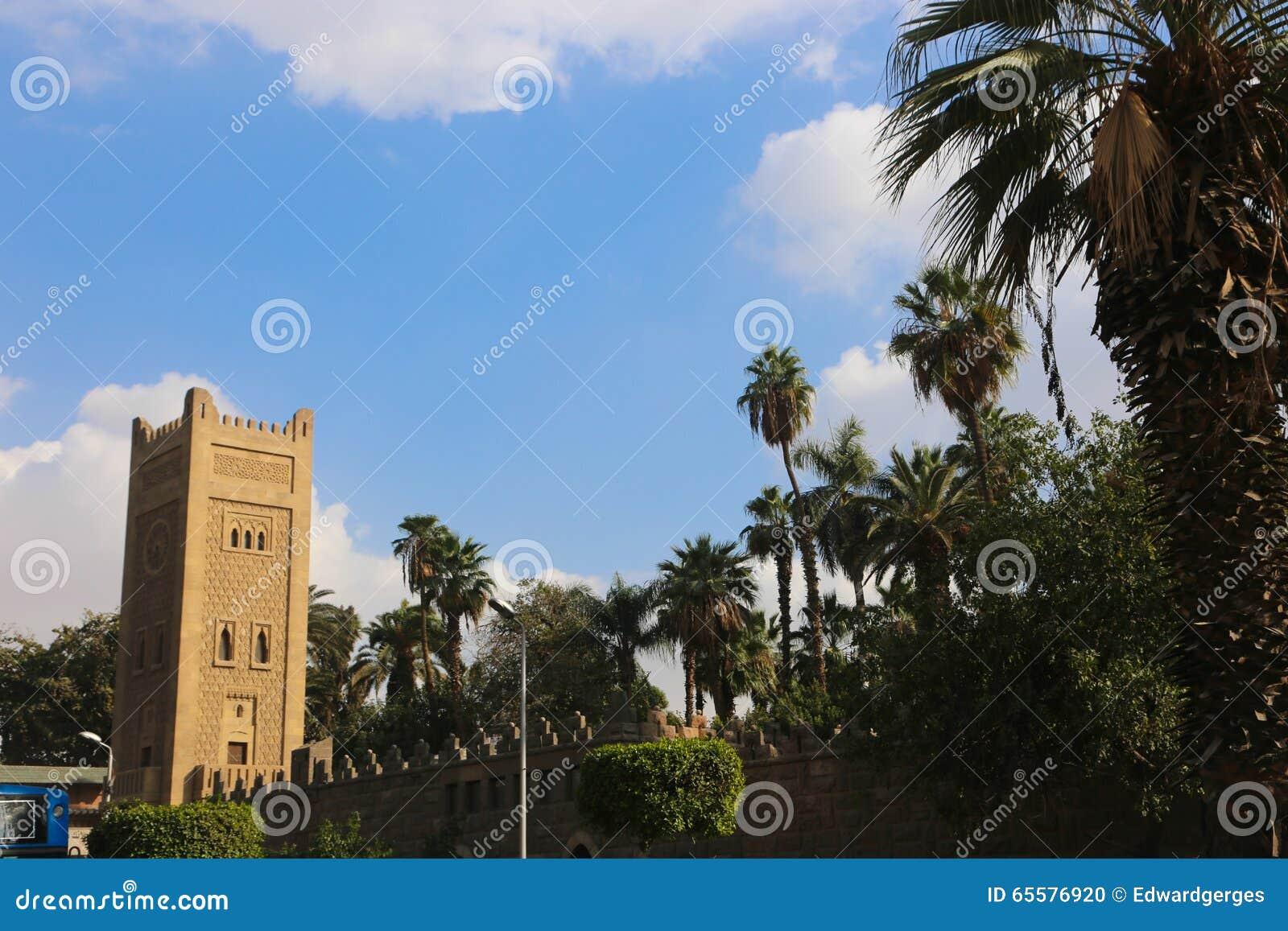 O Cairo velho, Egito