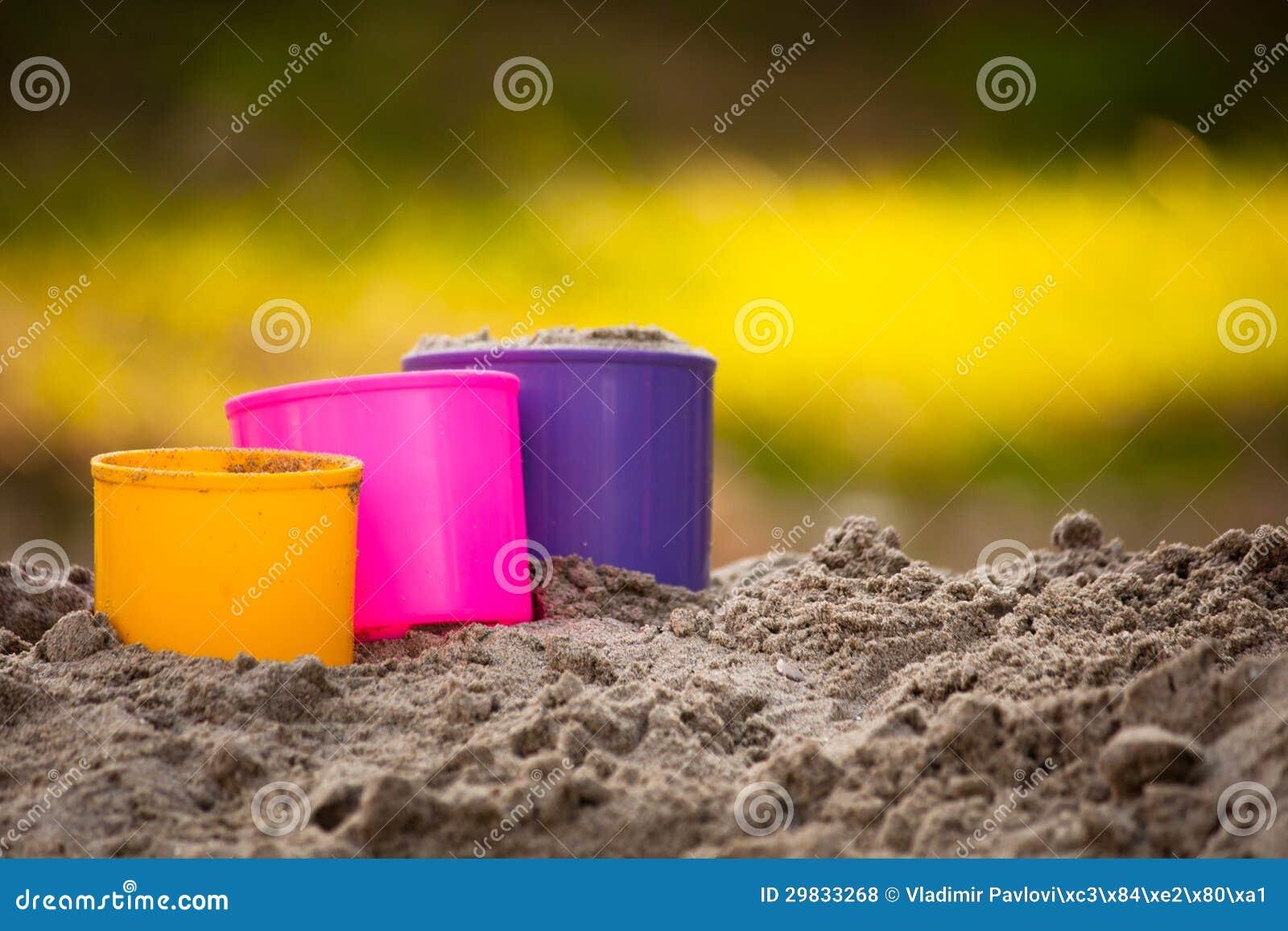 Campo de jogos da areia