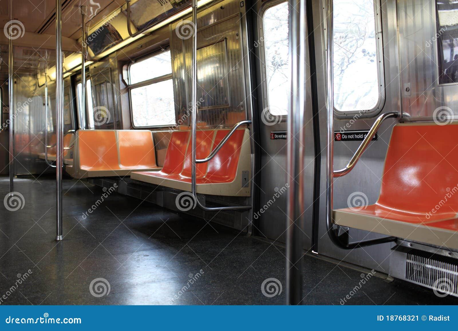 O carro de metro