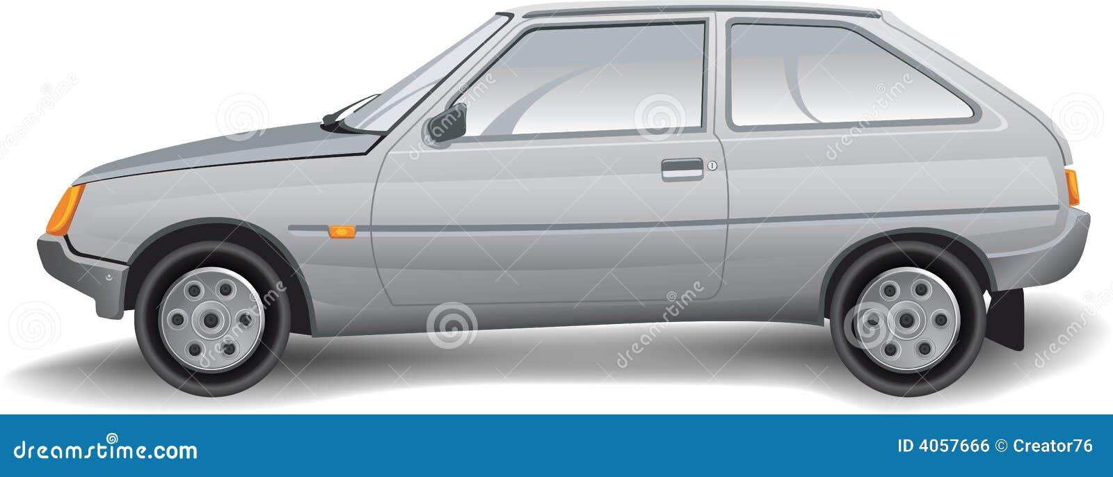 O carro do vetor