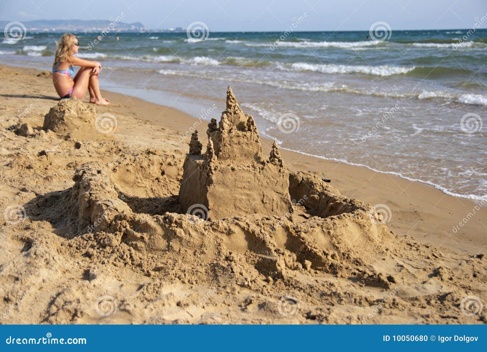 O castelo da areia