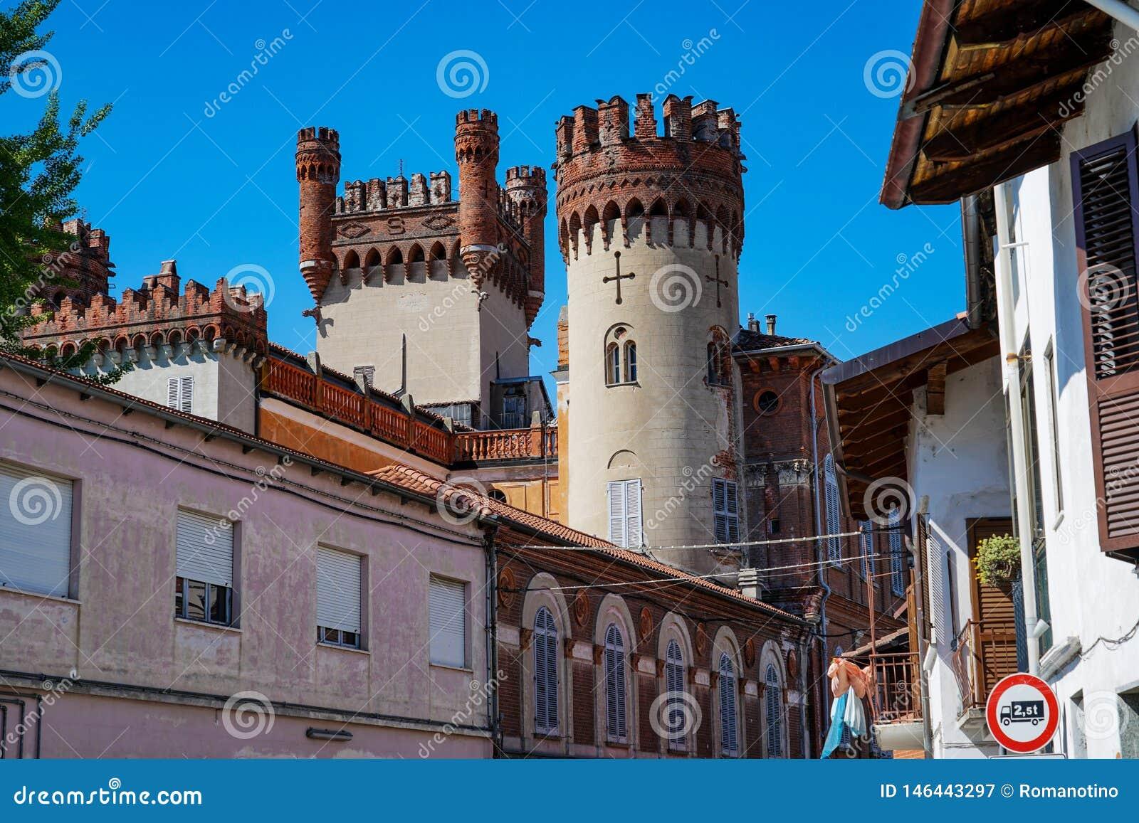 O castelo de Favria