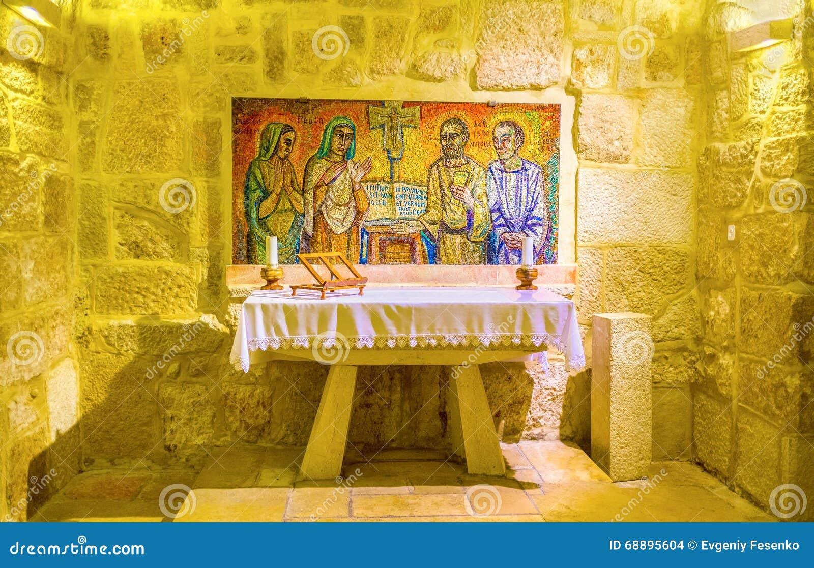 O chapell do St Jerome