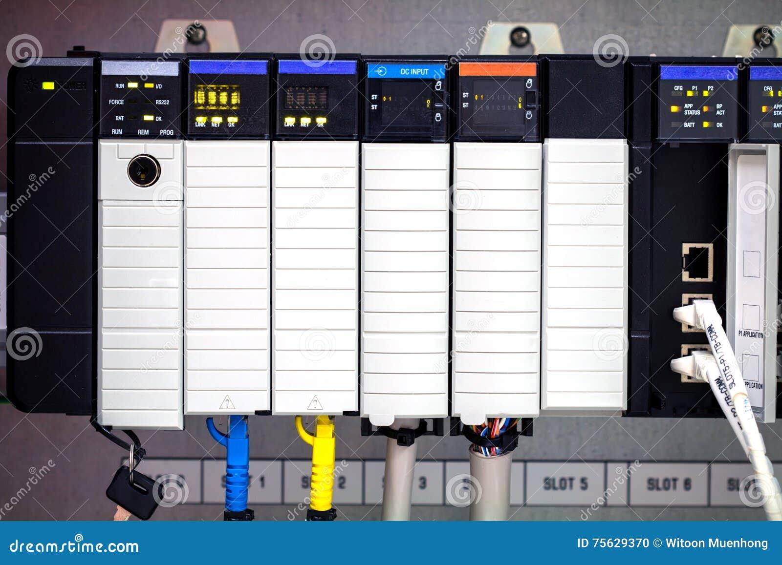 O computador do PLC
