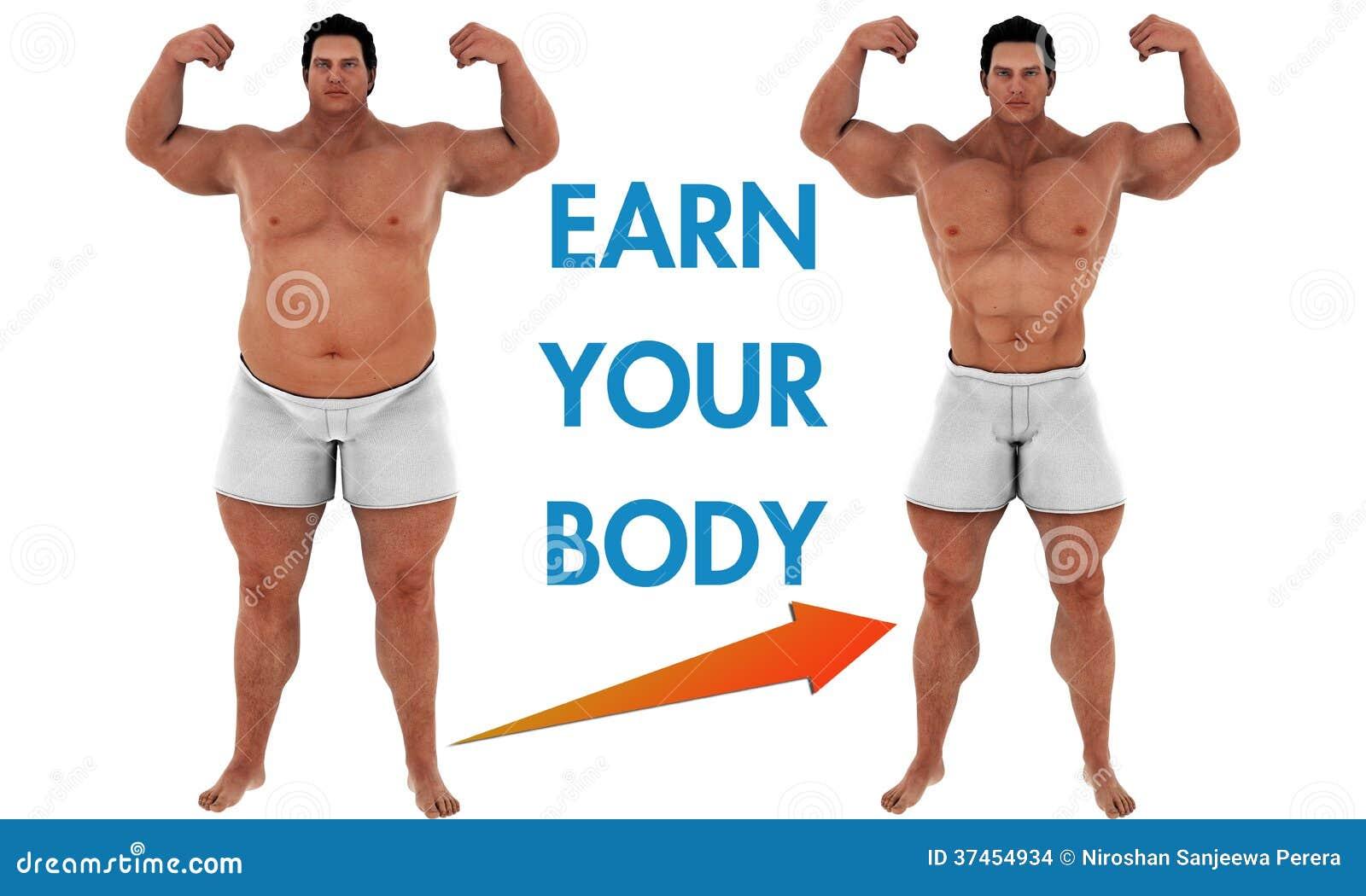 A ajuda a pessoas interessou em perder o peso