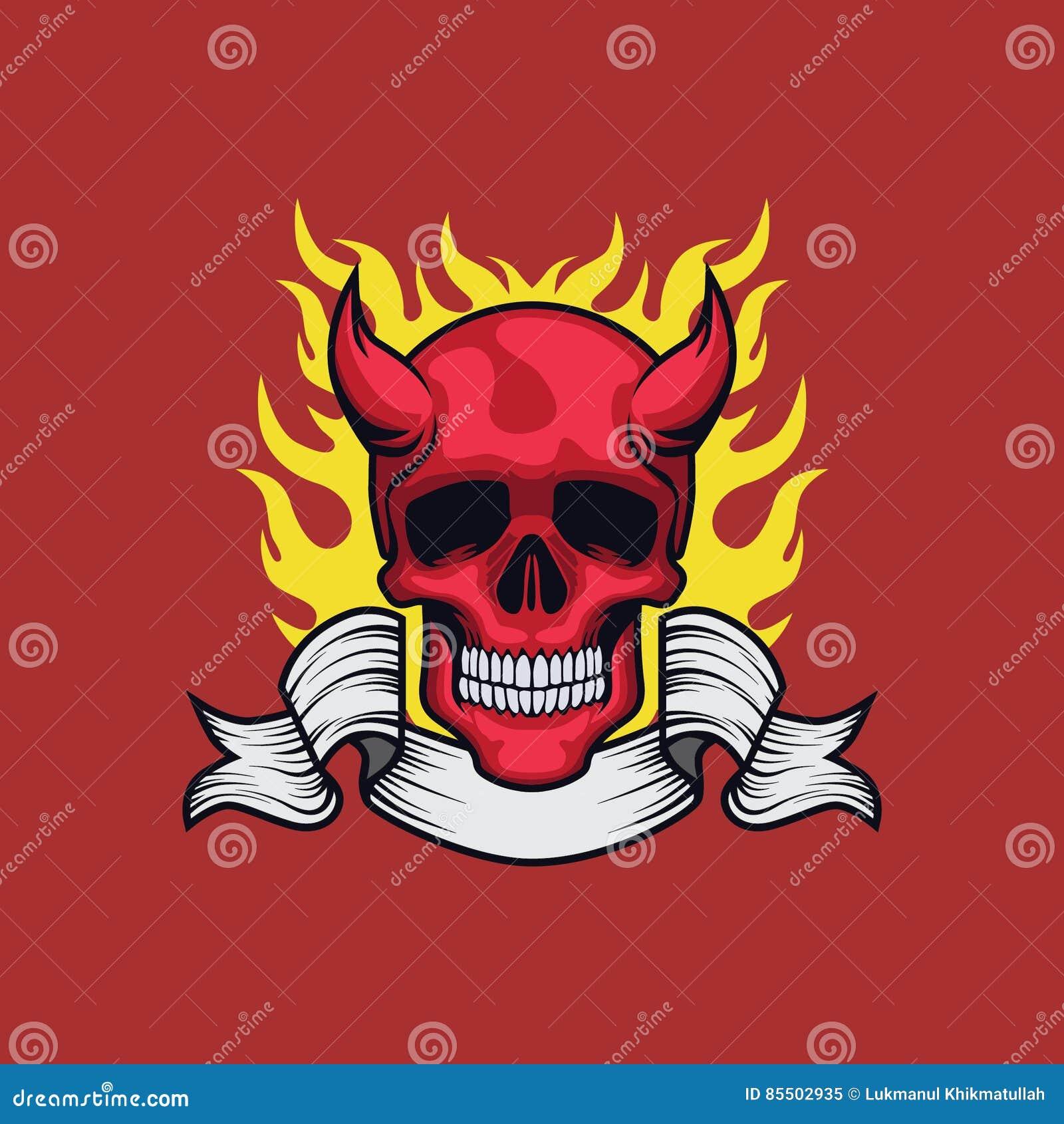 O crânio do diabo
