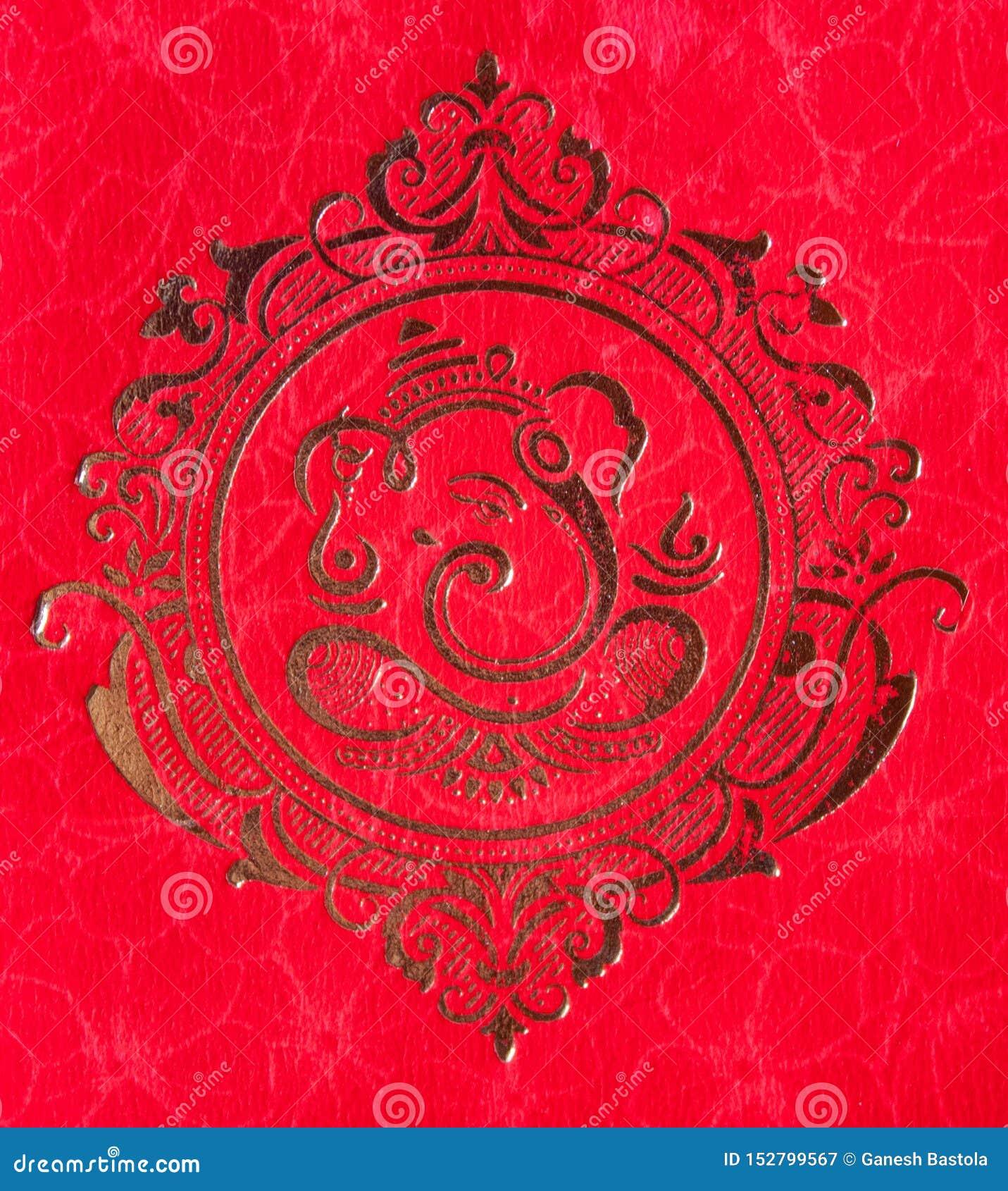 O deus-Ganesh hindu