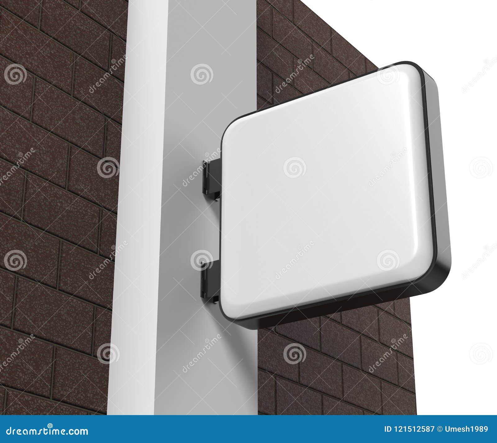 O dobro tomou partido placa para trás iluminada do signage, placa de propaganda conduzida do fulgor, sinal da empresa do vinil na